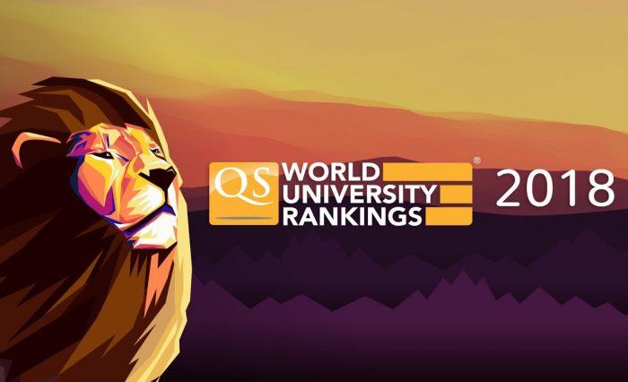 qs univerity ratings
