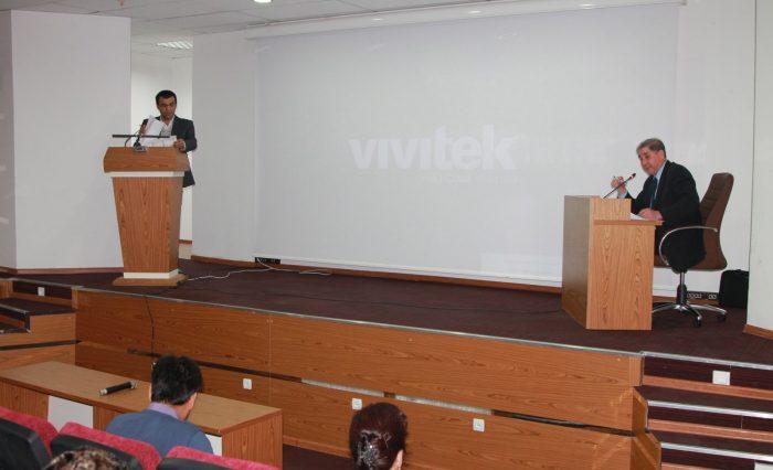 Өнер факультетінің жас ғалымдарының семинары