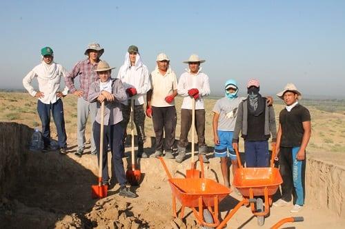Қазақ-Түрік бірлескен археологиялық эспедициясының жұмыс барысы