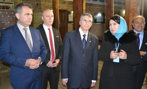 Түркістанға Нобель сыйлығының иегері келді